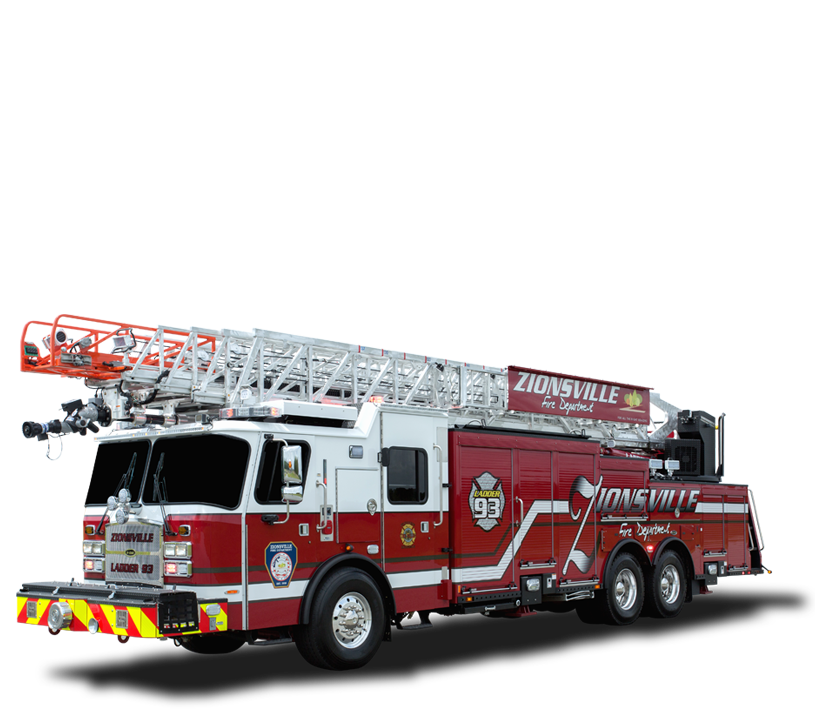 Cr 137 Aerial Ladder Fire Truck Custom Fire Trucks E